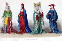 Fashion - 10th-15th Centuries / Fashion, architecture, art, and history from mostly 900 CE - 1499 CE. Some may be earlier, though.