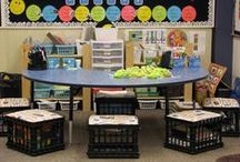 Classroom Design / Organization / Ideas for organizing the classroom and classroom design.