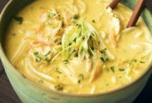 Comforting Soups and Stews