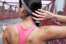 Fitness / by Melanie Lacroix