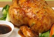 Chicken and Turkey / by Betty Cox