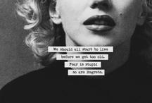 Quote me / by FloreDina Tsiaga