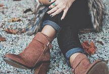 Fashion | Fall & Winter / by Rachael Stahnke