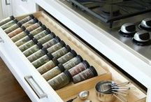 Creative Cabinets and Storage / From ingenious to just plain impressive, this is where we store all of our storage inspiration. / by Knob Deco