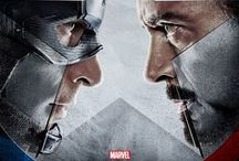 Geekilicious: Marvel Universe / TV shows and movies from the Marvel universe.