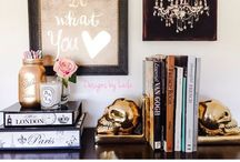 Interiors - Details / Its all in the details.  / by Kelsea White