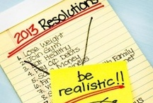 2013 New Year Resolutions / Pins About New Year Resolutions for 2013 / by Bellisima Baby Bags