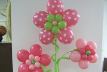 Balloon art / by Audrea Hooper