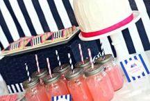 Birthday party ideas / by Dana Brown