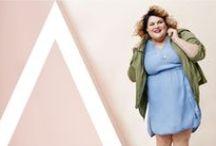 Fashion - Plus-size Fabulousness / Plus-size fabulousness