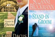 Book Art: Romance Cover Comparisons / Exploring the differences in romance novel cover design.