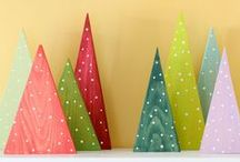 Christmas Inspiration / Christmas inspiration, projects and edibles