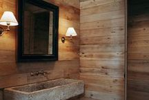 Twig & Fauna / Rustic Interior Inspiration /  Rustic, Country and Cabin Interior Design Inspiration / by Knob Deco