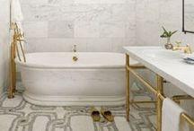 Classic Bathroom / by Knob Deco