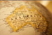Places--Australia / Let's go Down Under, mate!