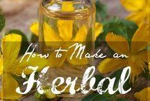 Healing Herbs &  Their Uses