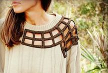 Fashion: DIY / DIY fashion for women. Make you own clothes and update your wardrobe.