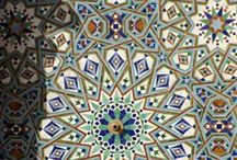 Patterns: Tiles / Tile patterns and geometric repetition