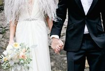 Wedding Weekend / Love is the title while marriage is the whole story. Inspiration for your fabulous big day!!