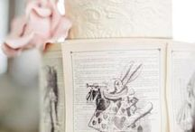 Alice in Wonderland Tea Party Birthday / Ideas and inspiration for throwing an Alice in Wonderland Mad Hatter Tea Party birthday!
