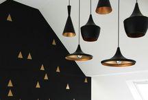 Light Fixture Inspiration / Incredibly stunning light fixtures - make a statement!