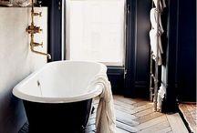 Bathroom Inspiration / Gorgeous bathrooms