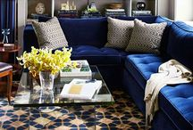 Blue Inspiration / All things blue. Each photo in this board highlights elements of blue in decor, design or the wonderful world we live in!