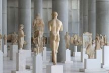 casa delle muse / lovely museums shots / by FloreDina Tsiaga