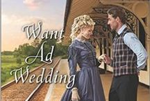 Want Ad Wedding (Boom Town Brides) / First in a Love Inspired Historical trilogy releasing April 2016. Book 2 - Sherri Shackelford Book 3 - Karen Kirst