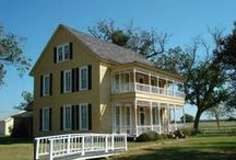 Architecture - Farmhouse & Prairie Style