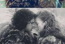 Сouple. Jon Snow & Ygritte