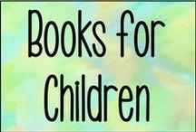 Books For Children / Children books in all areas.