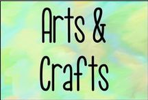 Arts & Crafts / Arts and crafts to do in teaching, at home, anywhere.