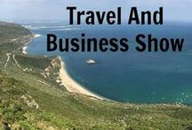 Travel And Business Show / The Suitcase Entrepreneur show is a weekly video series that covers top travel tips from on location (and not the normal type) plus the key answer to your real-life business questions based on the location