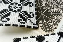 cross stitch & needlepoint / by nienkewitteveen.nl