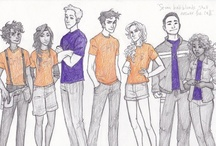 Percy Freaking Jackson / A demigod worth knowing.  There are spoilers. For everything out... so ye be warned.