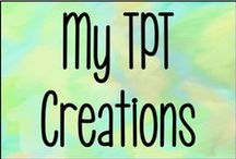 My TPT Creations