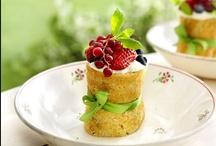 Vadelma-, mustaherukka ja karviaisreseptejä / Delicious currant, raspberry and gooseberry