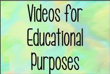 Videos For Educational Purposes