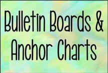 Bulletin Boards & Anchor Charts