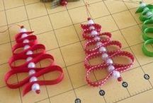 Christmas / Great ideas for your bead related Christmas Projects.