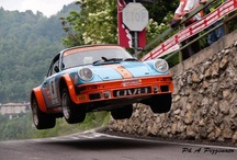 Rally Auto Storiche 2012 / by Ma-Fra S.p.A.