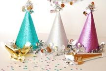 Koristeita uudenvuodenjuhliin / Decoration for New Year's Party
