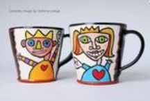 Fine Craft - Valentine / Fine craft with Cupid in mind, available at the Alberta Craft Council.