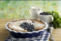 Mustikkapiirakkareseptit ja muut maittavat marjaherkut / Mustikasta on moneksi. Katso herkulliset reseptit ja innostu leipomaan!