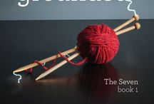 Grounded: The Seven—inspiration board / Group board for lovers of Grounded: The Seven, book 1 / by Heather Ordover