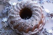 Taatelikakku ja muut maistuvat joululeivonnaiset / Jouluinen tunnelma syntyy hurmaavista tuoksuista ja herkullisista mauista. Katso makoisat leivonnaisreseptimme, joilla kruunaat kuusijuhlan.