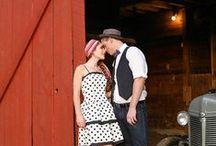 Ashevillile, NC Weddings, Vintage Rentals, Styled Photo Shoot
