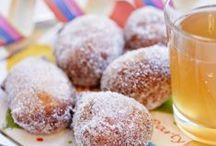 Munkki, tippaleipä vai donitsi - valloittavat vappuherkut! / Poimi täältä talteen vapun makoisimmat reseptit.