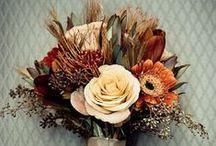 Inspiration: Floral Arrangements (Autumn)